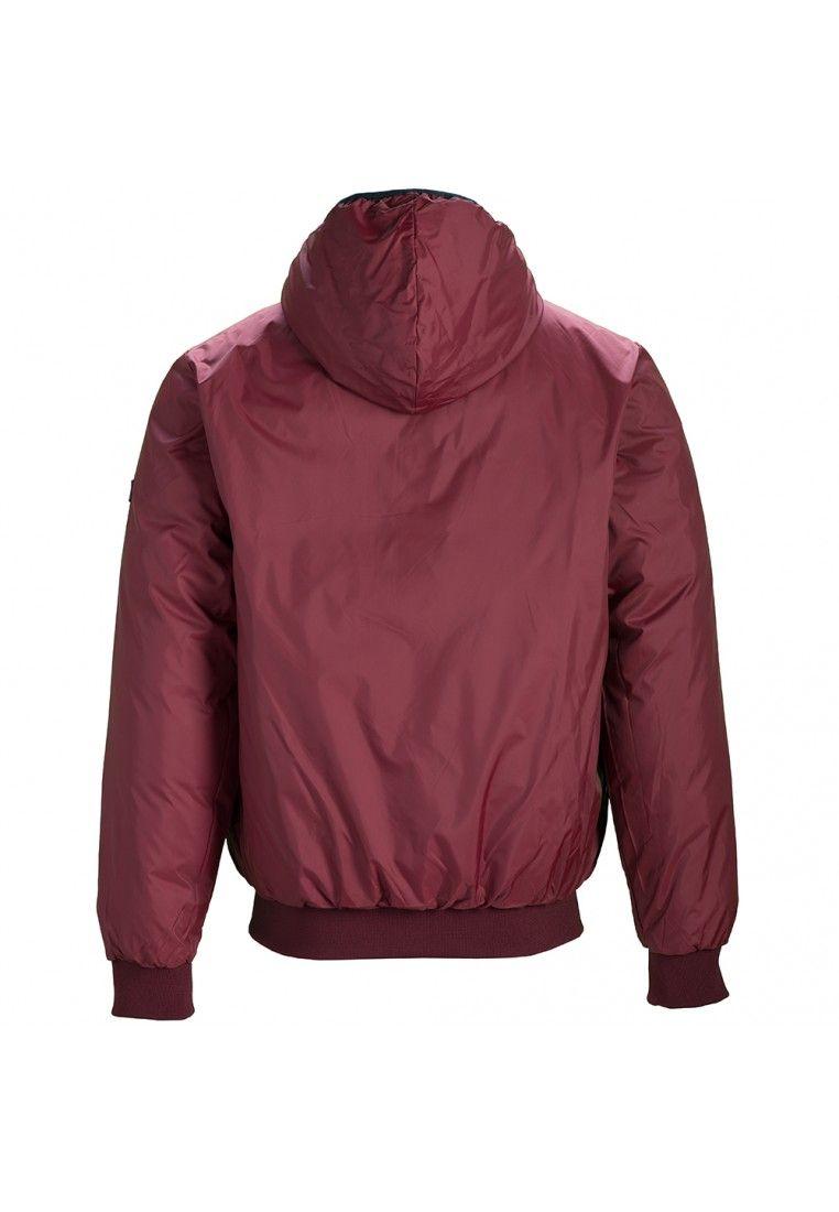 Куртка мужская двухсторонняя Lotto JONAH IV BOMBER HD TWIN T5494
