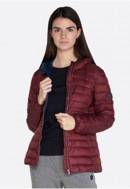 Куртка женская Lotto LUNGO VERBIER W PAD MEL PL 211714/1CL Куртка женская Lotto IZA IV BOMBER PAD W T5500