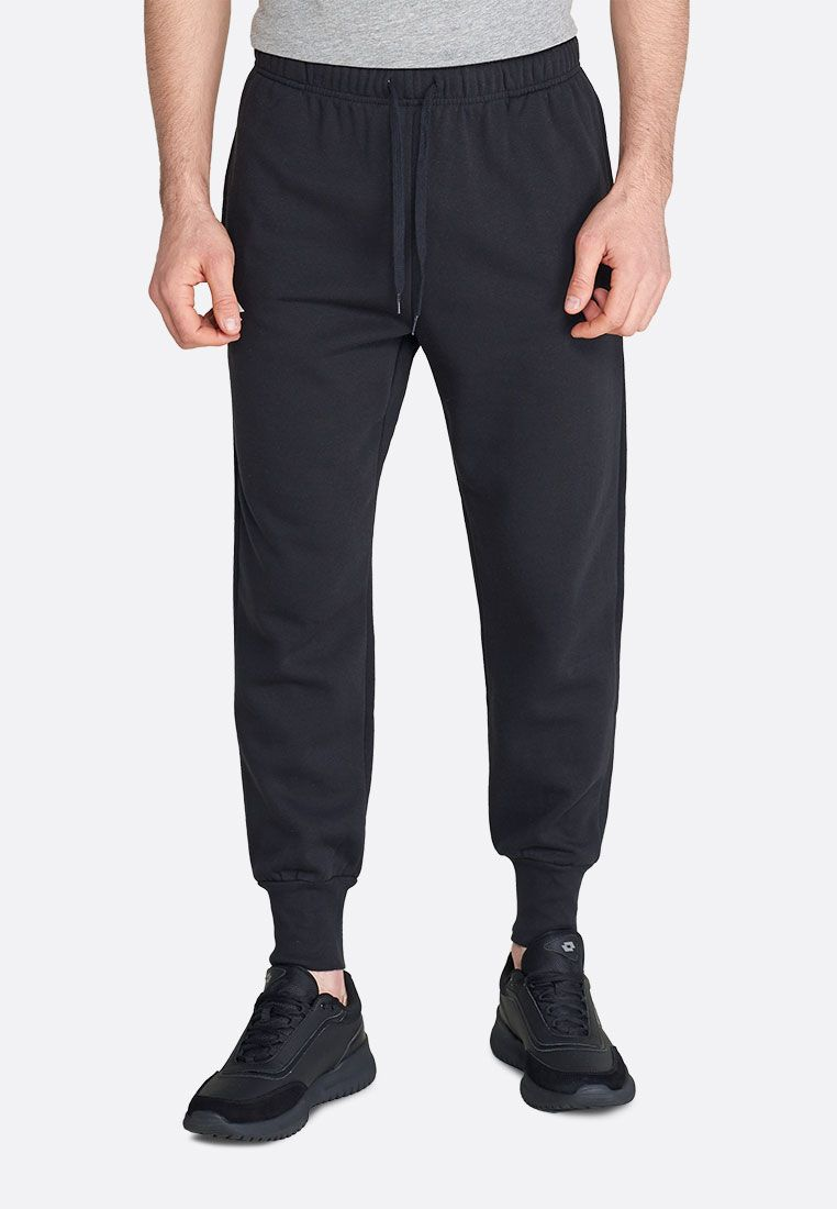 Спортивные штаны мужские Lotto PANTS DELTA FL RIB T5538