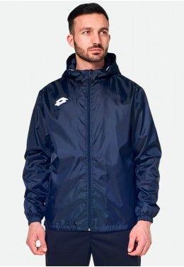 Мужская спортивная одежда Ветровка мужская Lotto JACKET WN DELTA PLUS T5541