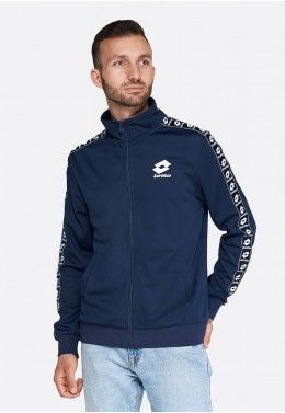 Спортивные штаны мужские Lotto SMART PANT MEL FT 210627/Q17 Спортивная кофта мужская Lotto ATHLETICA SWEAT FZ PL T5818