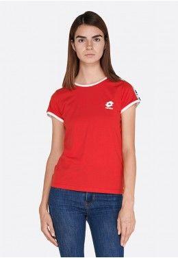 Женские футболки Футболка женская Lotto ATHLETICA TEE JS W T5827