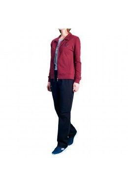 Спортивный костюм женский Lotto MERYL VI SUIT HD RIB W T3301 Спортивный костюм женский Lotto MERYL VII SUIT STC W T5857