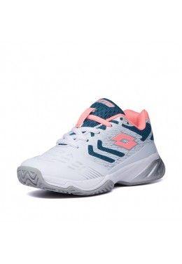 Теннисные кроссовки для девочек Кроссовки теннисные детские Lotto STRATOSPHERE VI JR L T6439