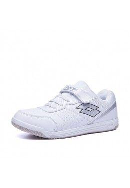 Спортивная обувь для девочек Кроссовки детские Lotto SET ACE XII CL SL T6655