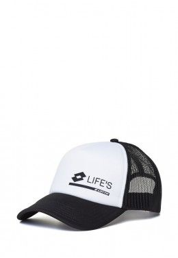 Кроссовки мужские Lotto TRAINER IX NET S8158 Кепка Lotto CAP LIFE`S LOGO TT0007