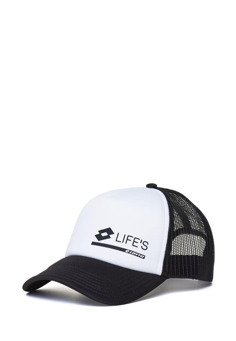 Кепка Lotto CAP LIFE`S LOGO TT0007