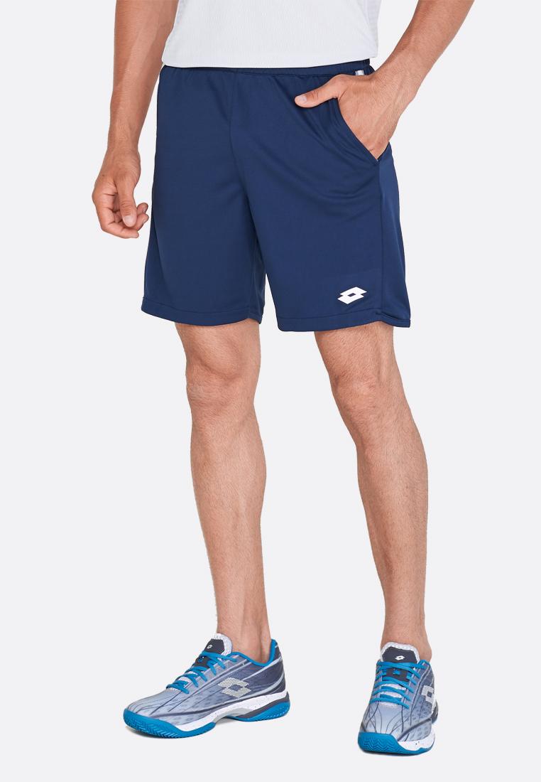 Купить Теннисные шорты детские Lotto SQUADRA B SHORT PL 210382/1CI, NAVY BLUE, Синтетика