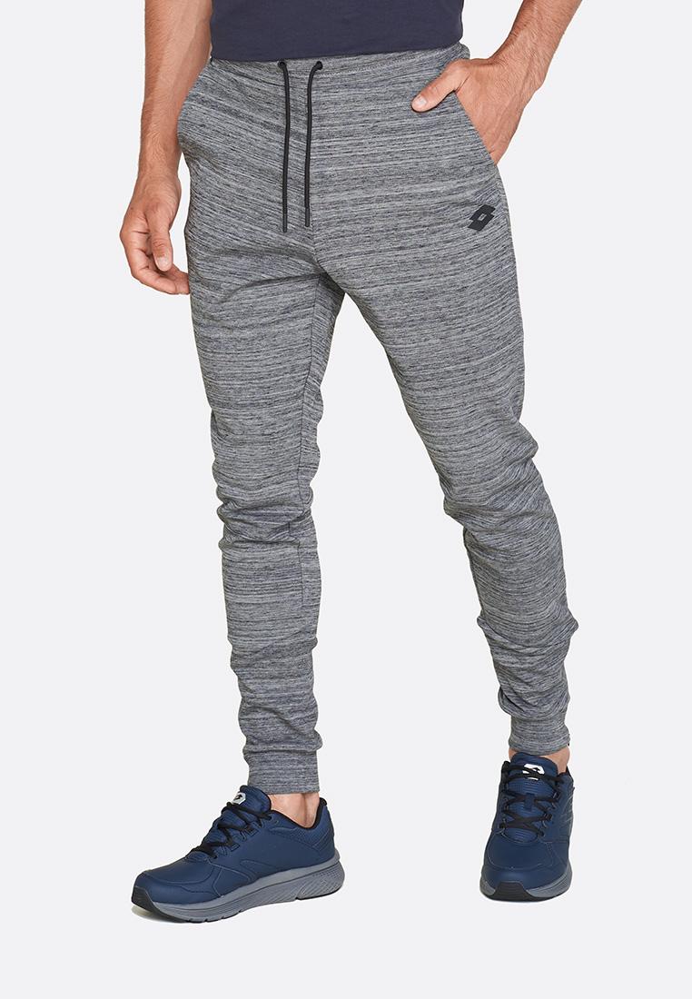 Купить Спортивные штаны мужские Lotto DINAMICO PANT CUFF MRB CO 211405/28B, QUIET SHADE, Хлопок/синтетика