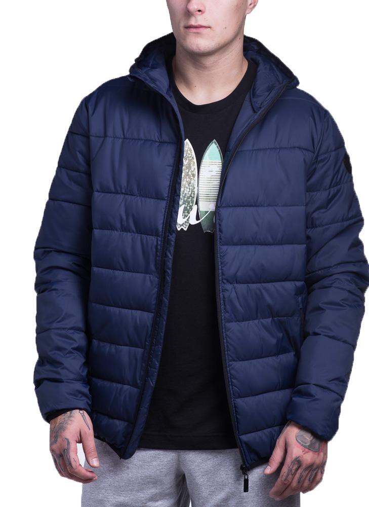 Купить Куртка мужская Lotto BOMBER PAD JONAH R7485, INCHIOSTRO, Синтетика