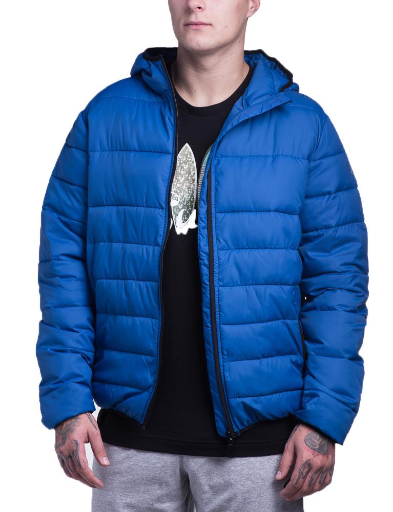 Купить Куртка мужская Lotto JONAH II BOMBER HD PAD S3462, BLUE PACIFIC/YELLOW NEON, Синтетика