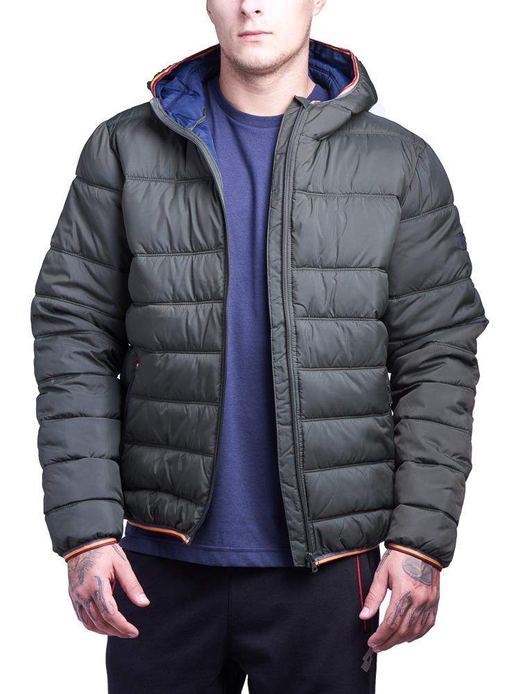 Купить Куртка мужская Lotto JONAH III BOMBER HD PAD S9343, GREEN HUNTER, Синтетика