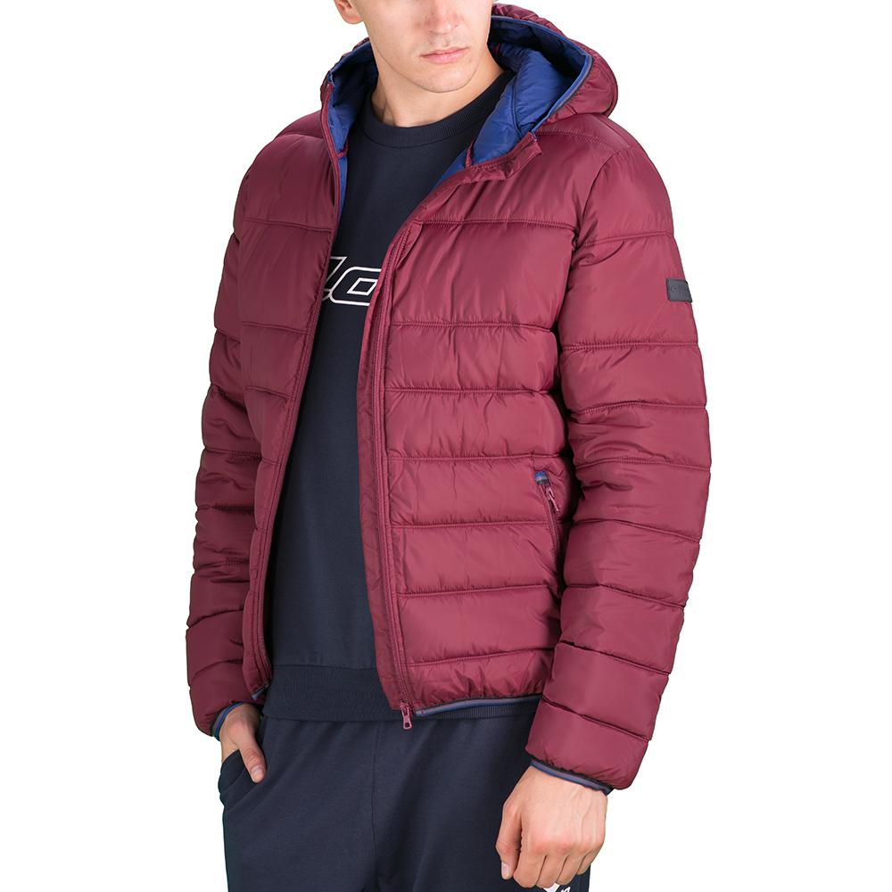 Купить Куртка мужская Lotto JONAH III BOMBER HD PAD S9346, RED ACER, Синтетика