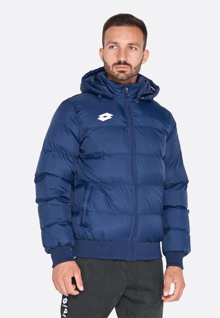 Купить Куртка мужская Lotto BOMBER DELTA S9819, NAVY/WHITE, Синтетика