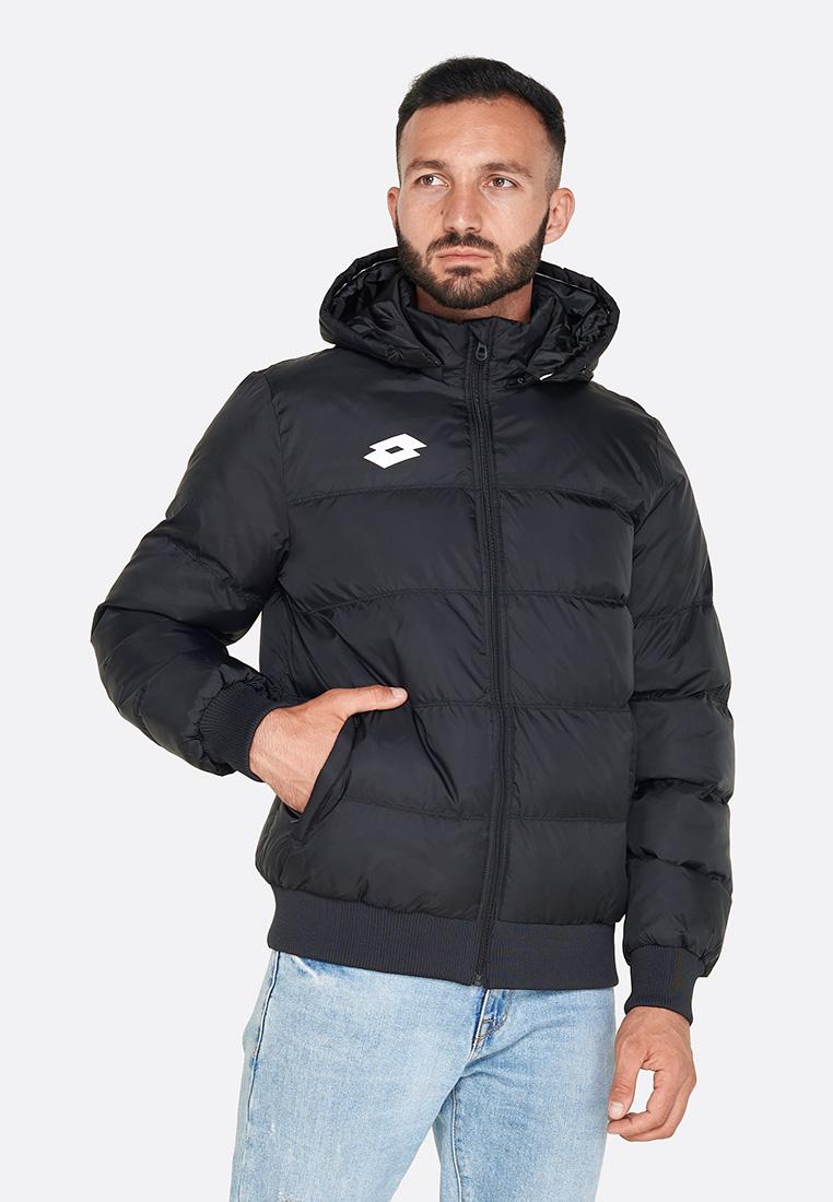 Купить Куртка мужская Lotto BOMBER DELTA S9820, BLACK/WHITE, Синтетика