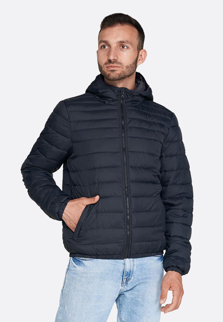 Купить Куртка мужская Lotto JONAH IV BOMBER HD PAD T5491, BLACK, Синтетика