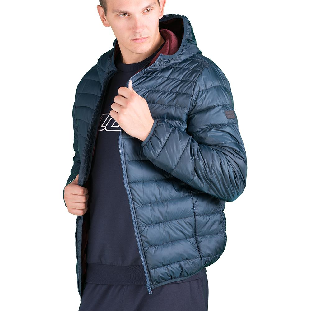 Купить Куртка мужская Lotto JONAH IV BOMBER LIGHT PAD T5496, BLUE ORIENT, Синтетика