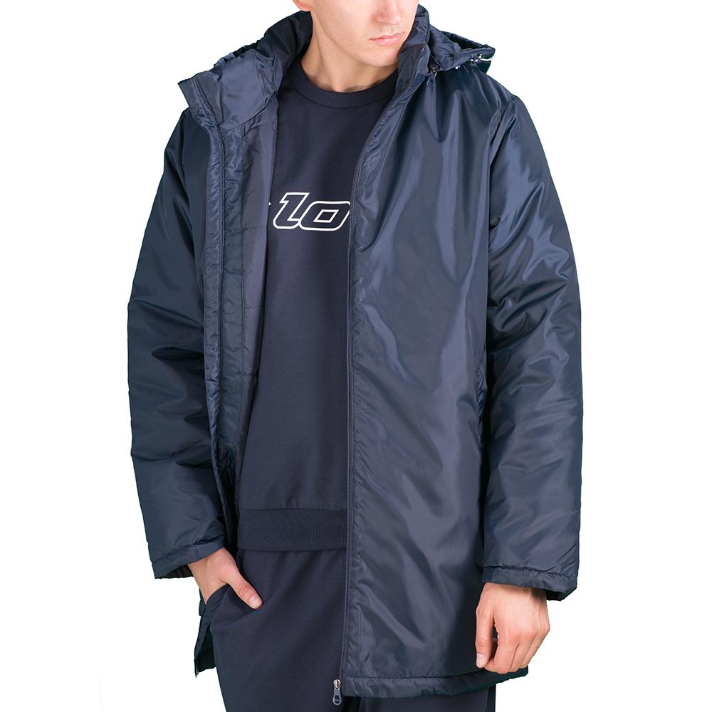 Купить Куртка мужская Lotto JACKET PAD DELTA PLUS T5543, NAVY, Синтетика